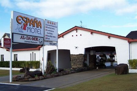 Espana Motel - Whitsundays Tourism