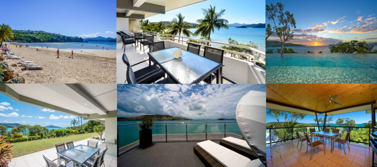 Hamilton Island Private Apartments - Whitsundays Tourism
