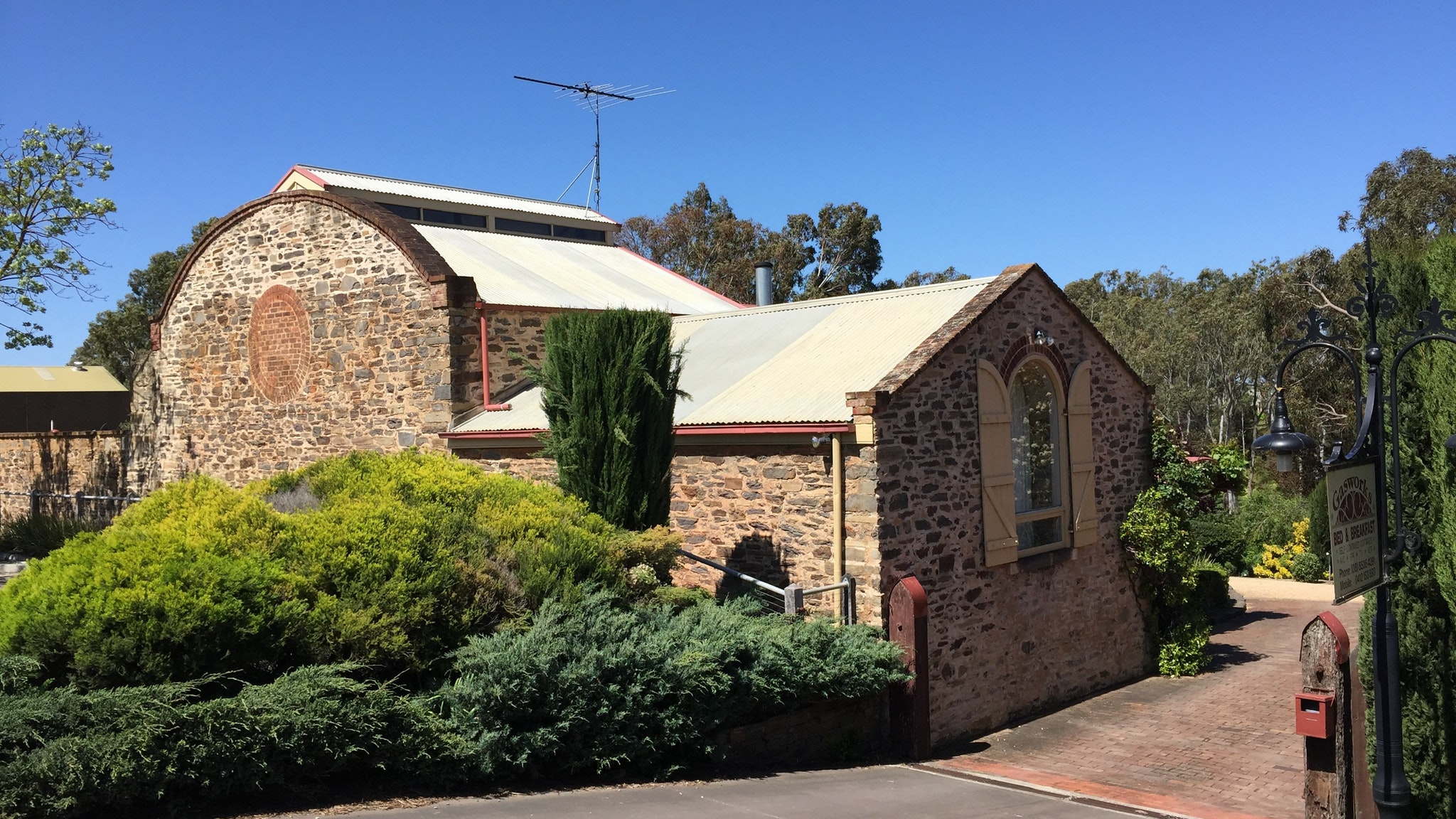 Gasworks Cottages Strathalbyn - Whitsundays Tourism