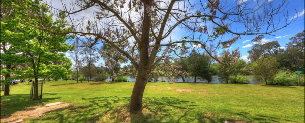 Breakaway Twin Rivers Caravan Park - Whitsundays Tourism