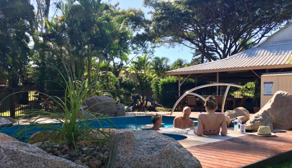 Bush Oasis Caravan Park - Whitsundays Tourism