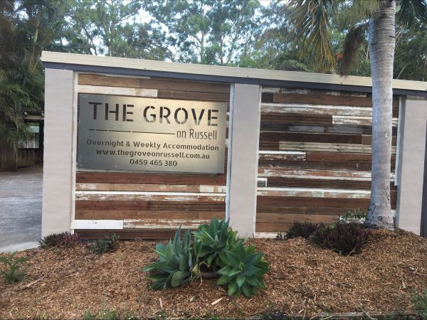 The Grove on Russell - Whitsundays Tourism