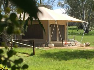 Boongarrie Luxury Tent - Whitsundays Tourism