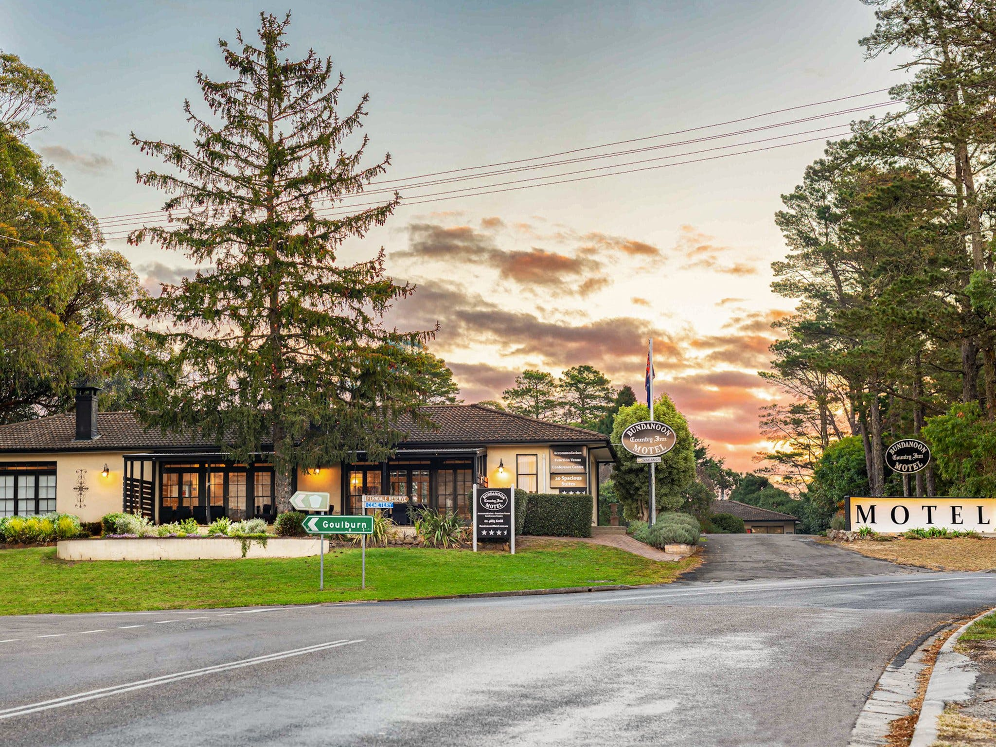 Bundanoon Country Inn Motel - Whitsundays Tourism