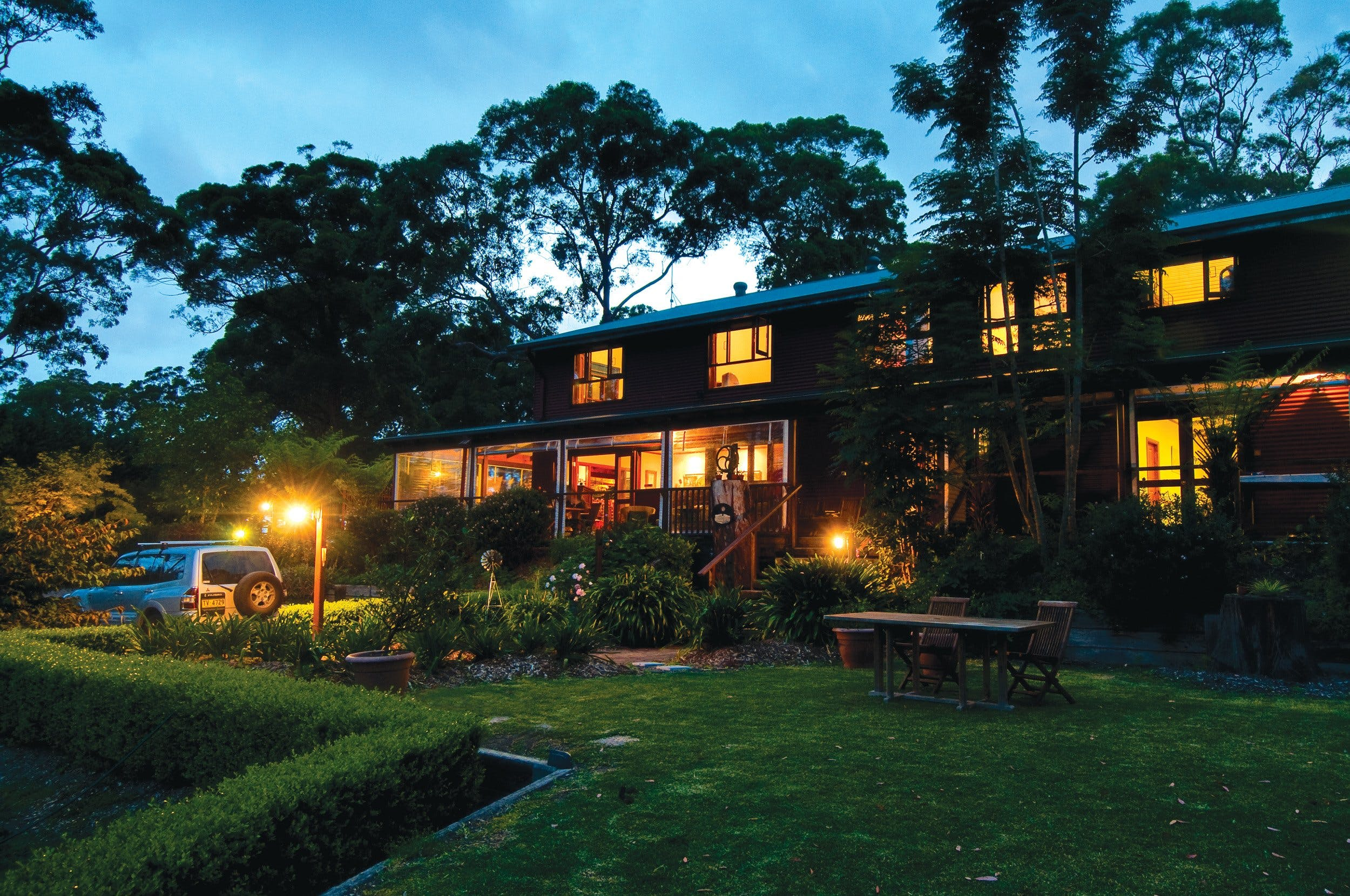 Bilpin Country Lodge - Whitsundays Tourism