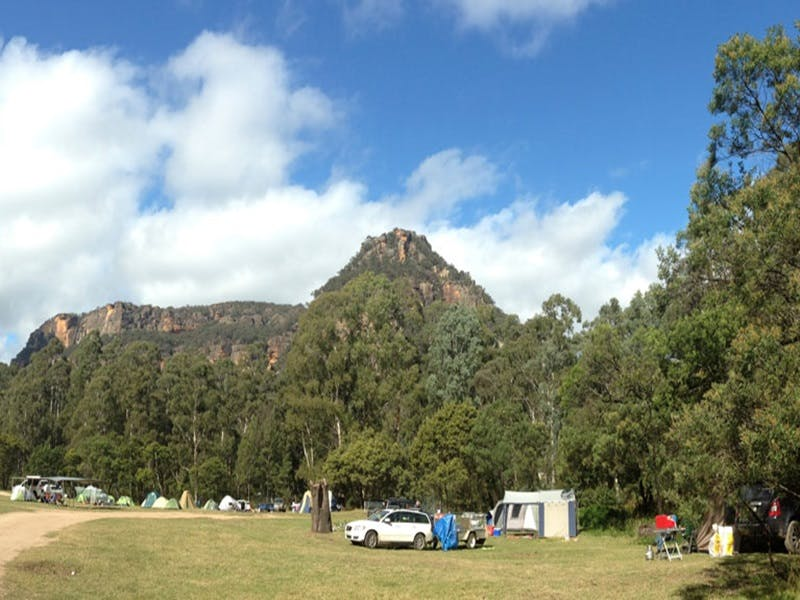 Newnes campground - Whitsundays Tourism