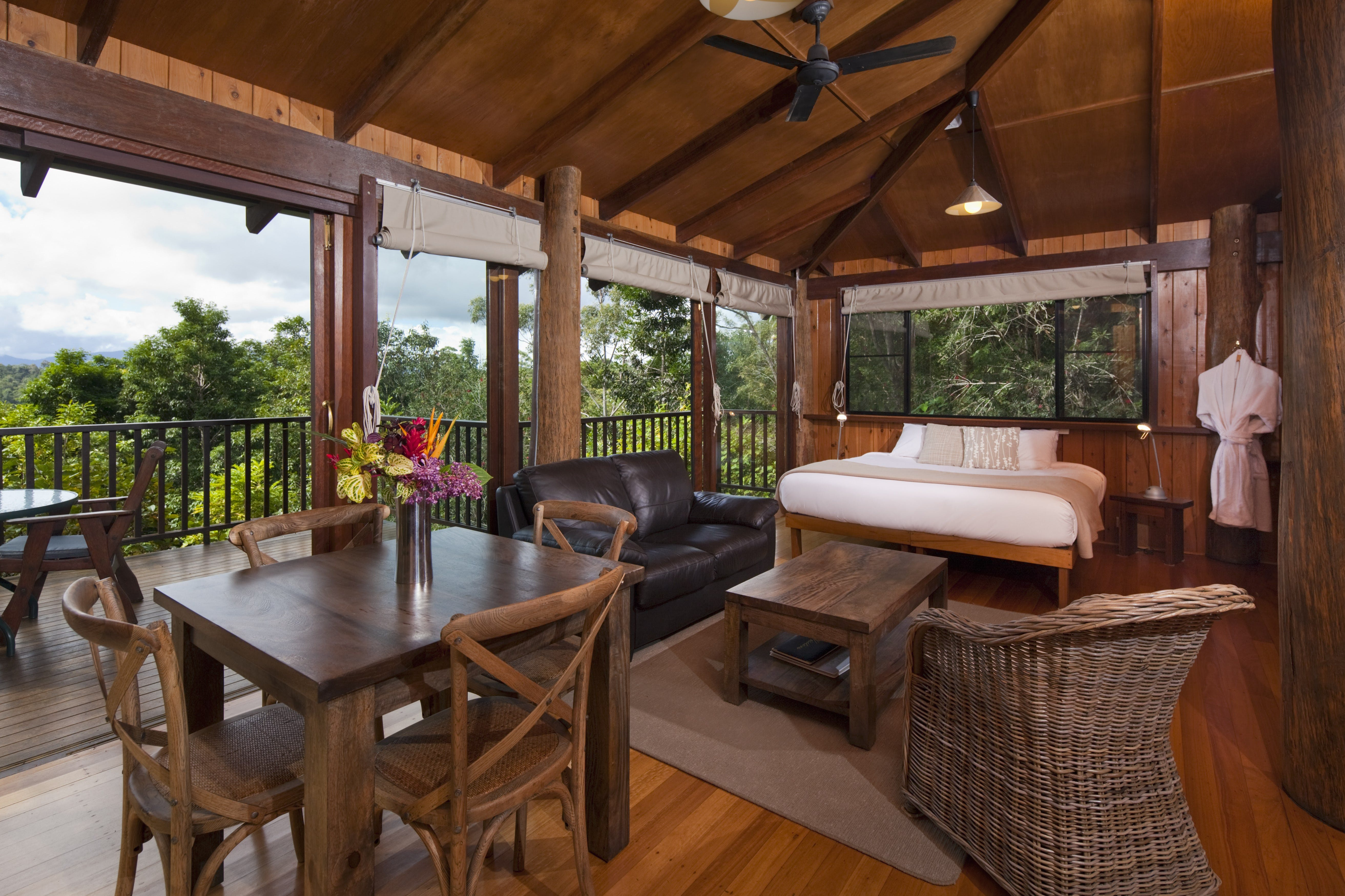 Rose Gums Wilderness Retreat - Whitsundays Tourism