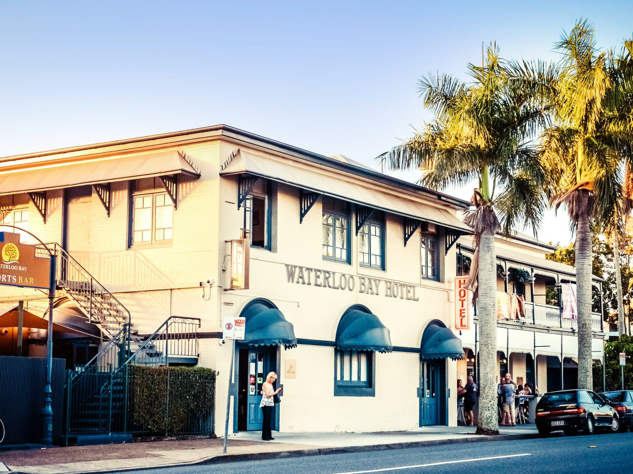 The Waterloo Bay Hotel - Whitsundays Tourism