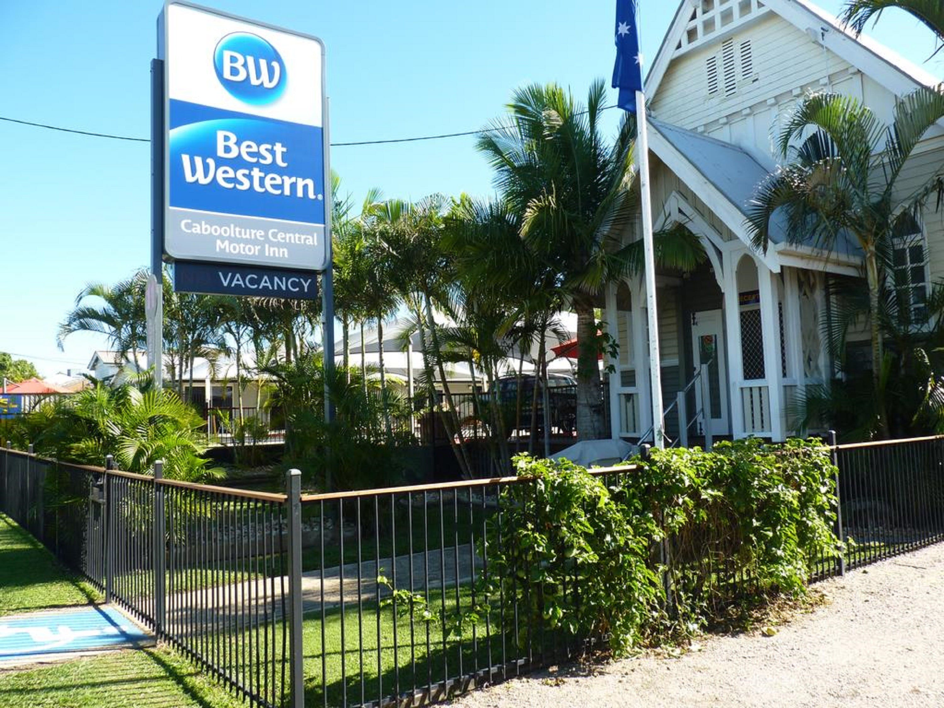 Best Western Caboolture Central Motor Inn - Whitsundays Tourism
