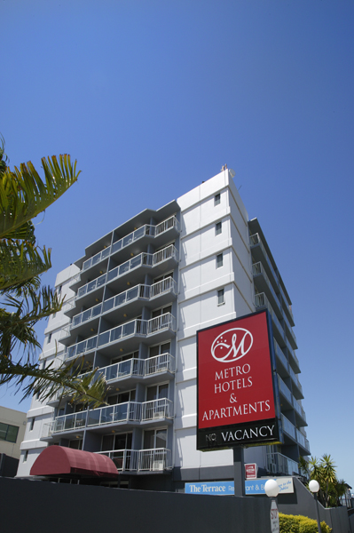 Metro Hotel  Apartments Gladstone - Whitsundays Tourism