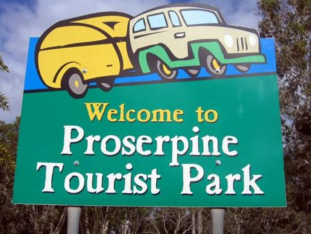 Proserpine Tourist Park - Whitsundays Tourism