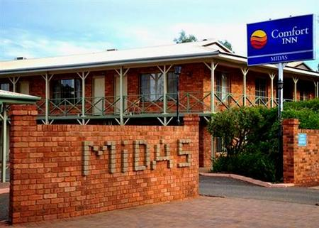 Comfort Inn Midas - Whitsundays Tourism