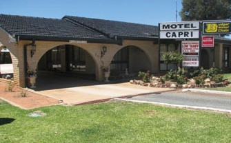Balranald Capri Motel - Whitsundays Tourism