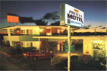 Princes Motel - Whitsundays Tourism
