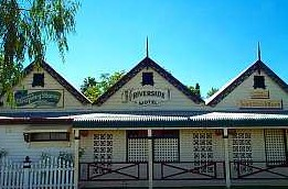 Bourke Riverside Motel - Whitsundays Tourism