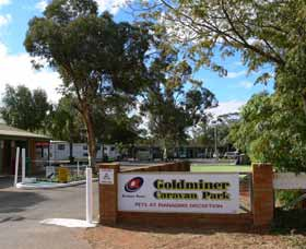 Goldminer Tourist Caravan Park - Whitsundays Tourism