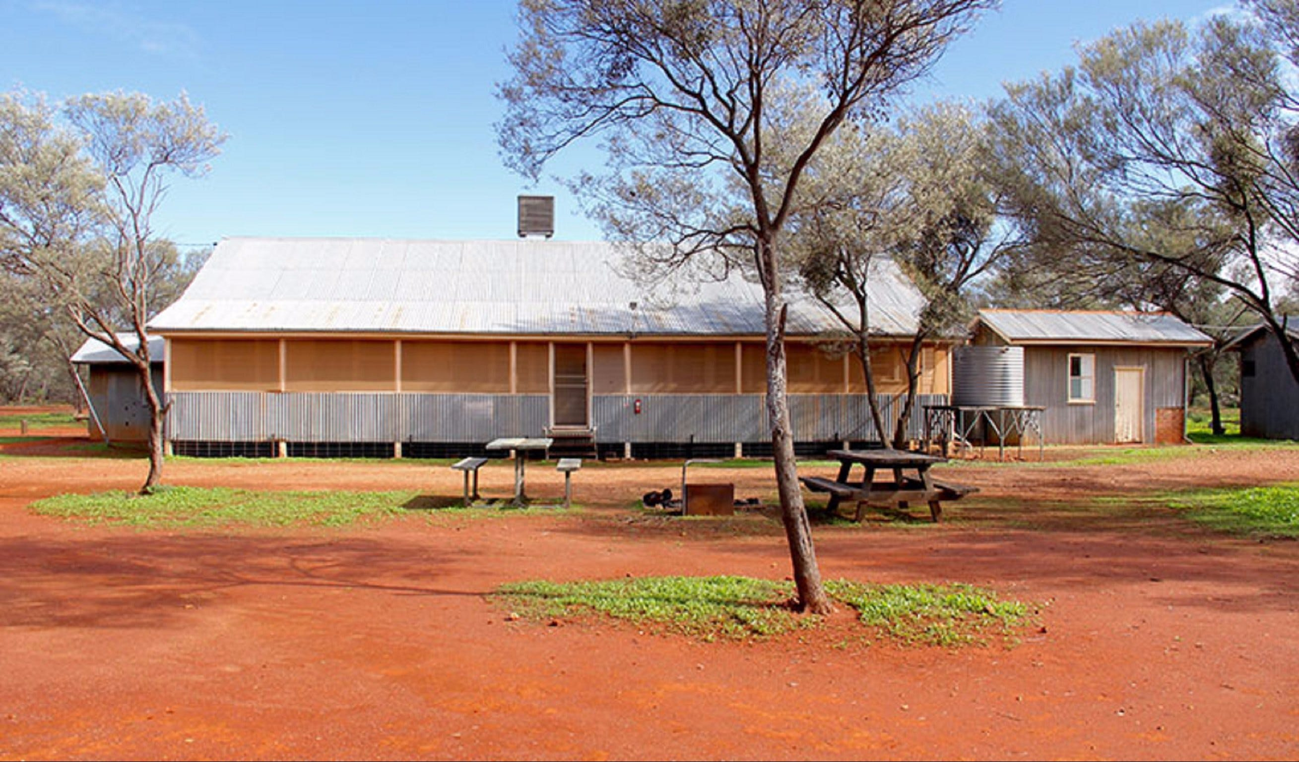 Belah Shearers Quarters - Gundabooka National Park - Whitsundays Tourism
