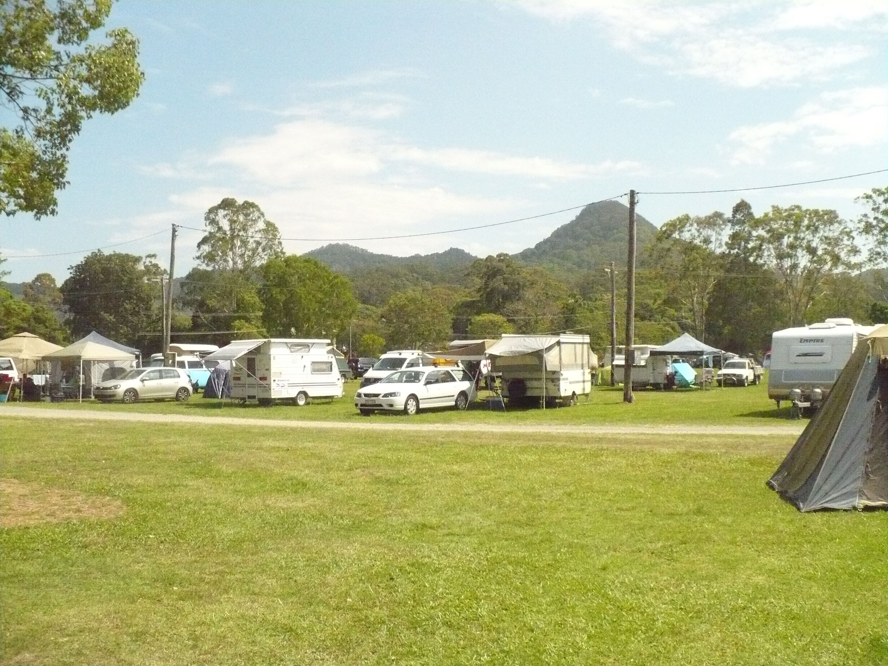Mullumbimby Showground Camping Ground - Whitsundays Tourism