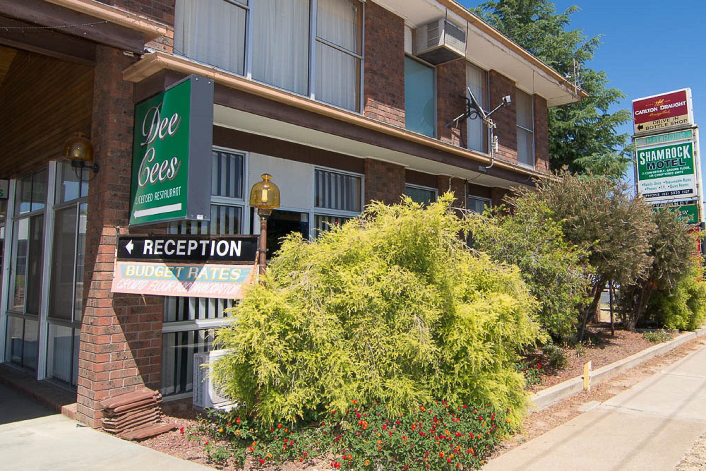 Shamrock Motel Balranald - Whitsundays Tourism