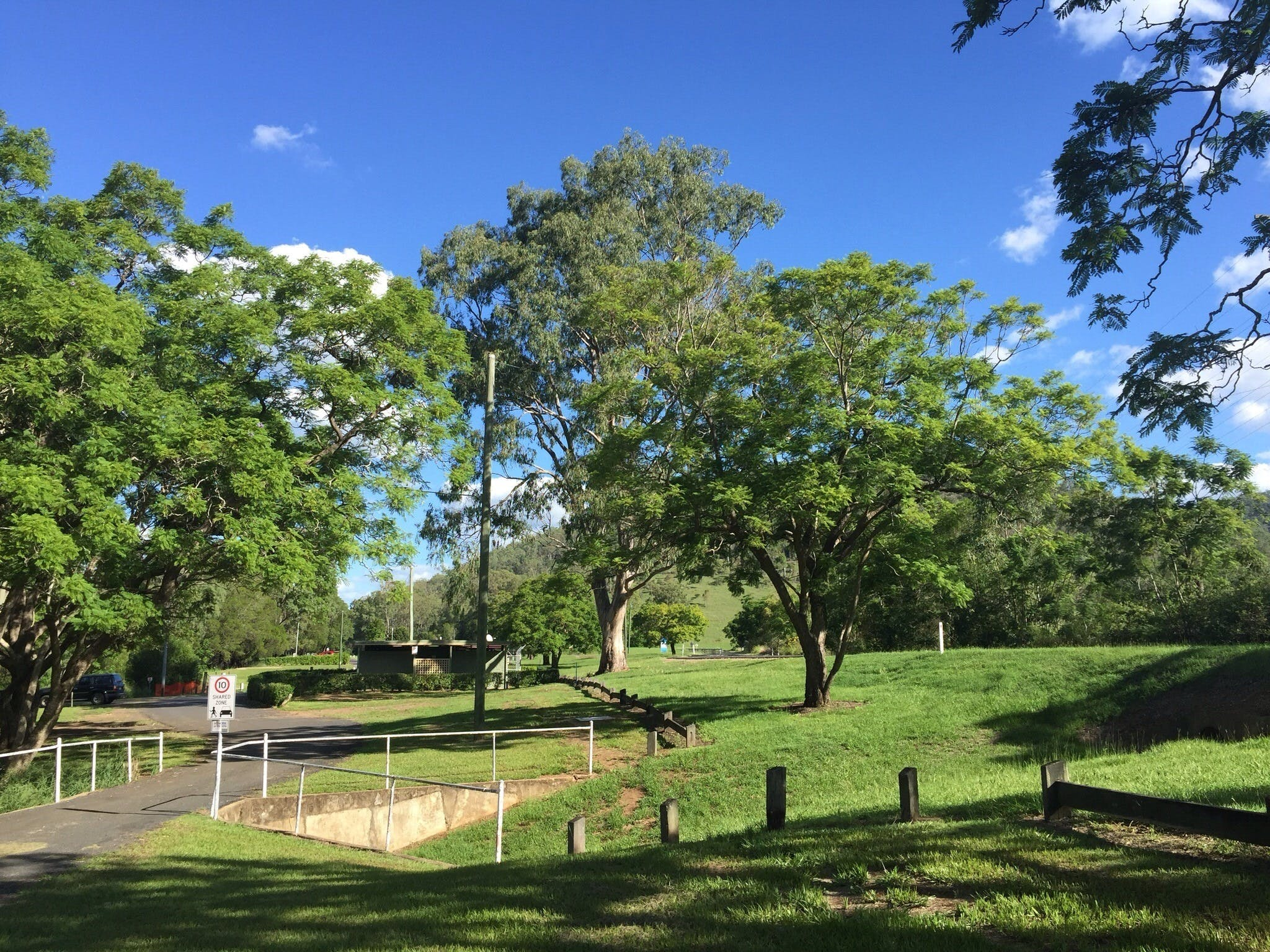 Somerset Park Campground - Whitsundays Tourism