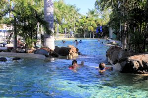 Big4 Aussie Outback Oasis Holiday Park - Whitsundays Tourism