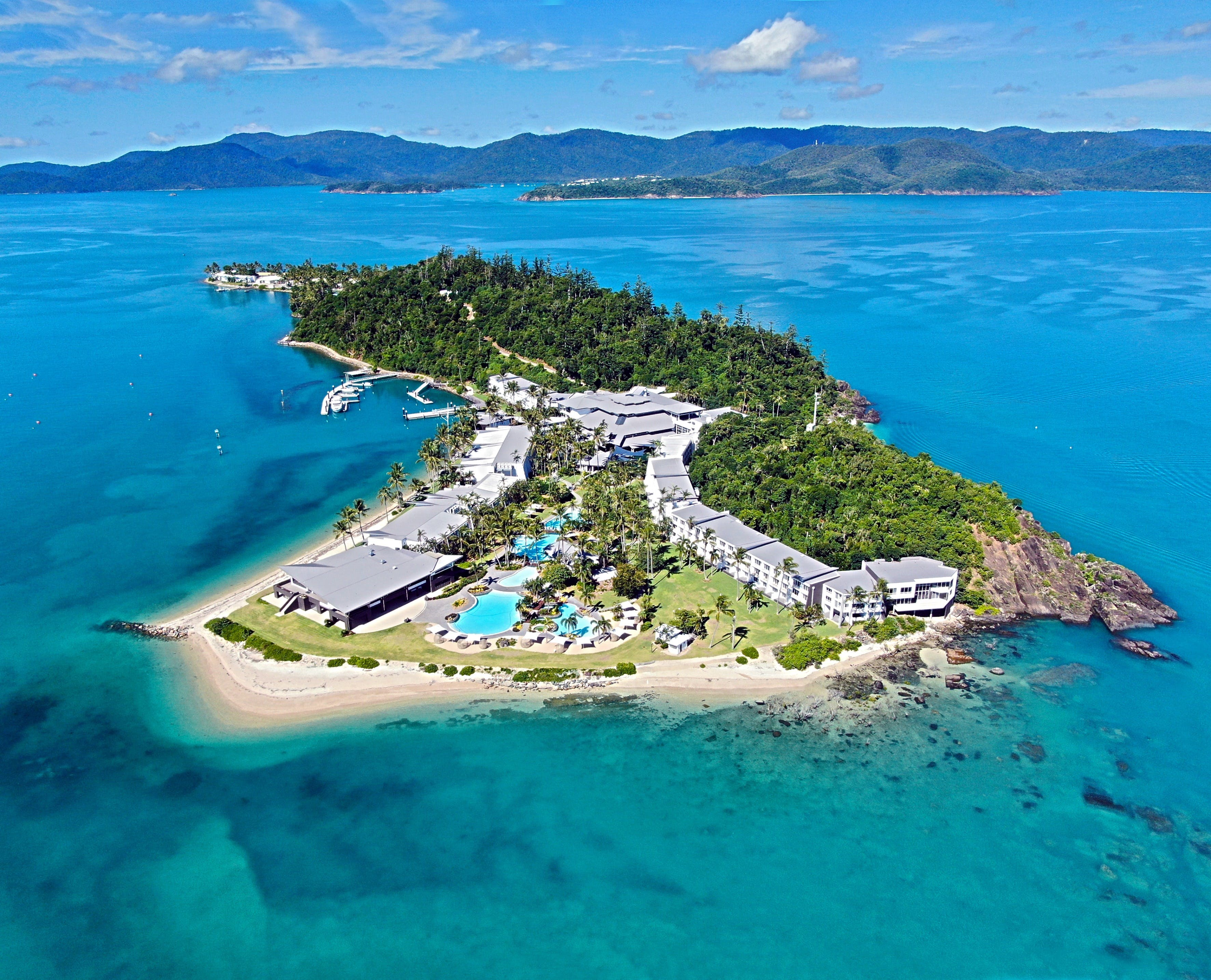 Daydream Island Resort and Living Reef - Whitsundays Tourism