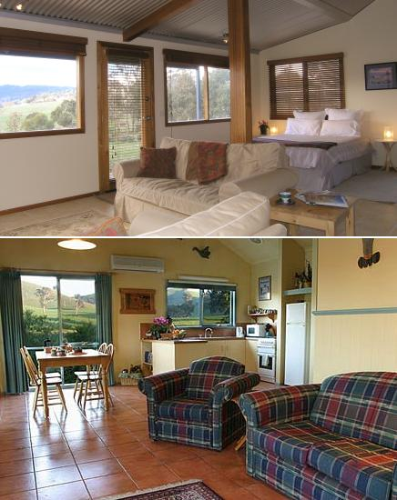 Athlone Country Cottages - Whitsundays Tourism