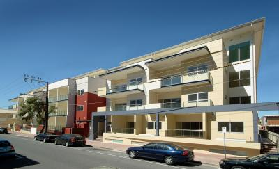 Glenelg Pacific Apartments