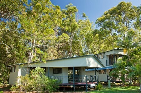 Wooli River Lodges - Whitsundays Tourism