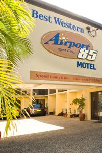 Best Western Airport 85 Motel - Whitsundays Tourism