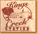 Kings Creek Station - Whitsundays Tourism