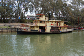 Emmylou Paddle Steamer - Whitsundays Tourism