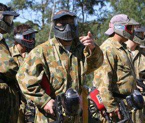 Action Paintball Games - Perth - Whitsundays Tourism