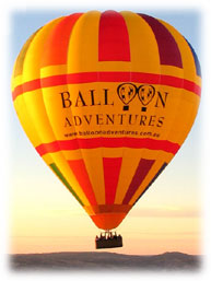 Balloon Adventures Barossa Valley - Whitsundays Tourism