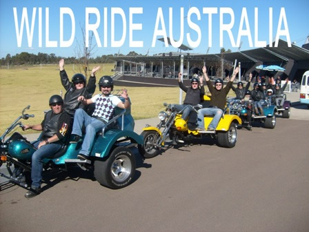 A Wild Ride - Whitsundays Tourism