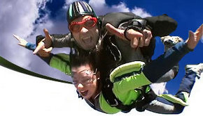 Adelaide Tandem Skydiving - Whitsundays Tourism