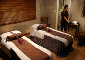 Hidden Valley Eco Spa Lodges  Day Spas
