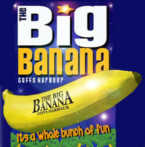 Big Banana - Whitsundays Tourism