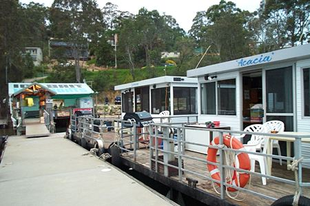 Clyde River Houseboats - Whitsundays Tourism