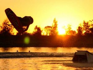 Bonney's WA Water Ski Park - Whitsundays Tourism