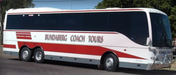 Bundaberg Coaches - Whitsundays Tourism