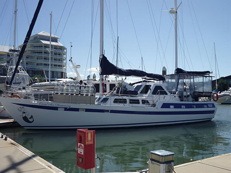 Coral Sea Dreaming Dive and Sail - Whitsundays Tourism