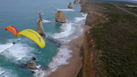 Airsports Adventure Flights - Whitsundays Tourism