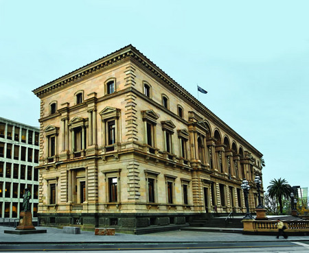Old Treasury Building - Whitsundays Tourism