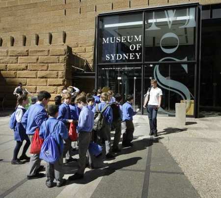 Museum of Sydney - Whitsundays Tourism