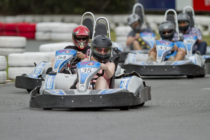 Kingston Park Raceway Go Karting - Whitsundays Tourism