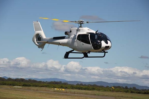 Executive Helicopters - Whitsundays Tourism