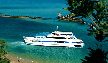 Queensland Day Tours - Whitsundays Tourism