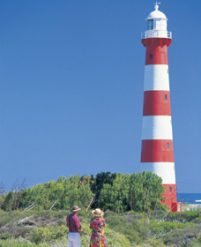 Point Moore Lighthouse - Whitsundays Tourism