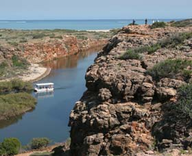 Yardie Creek Cape Range National Park - Whitsundays Tourism